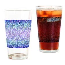 Glitter 2 Drinking Glass