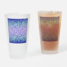 Glitter 2 Drinking Glass