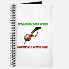 Italians And Wine Improve Wit Journal