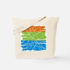 MCM Art 3 Tote Bag