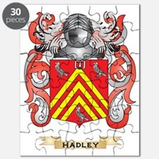 Hadley Coat of Arms (Family Crest) Puzzle