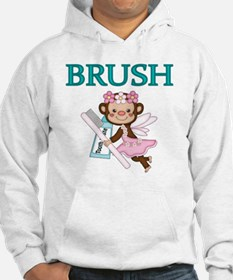 BRUSH. With picture of  Tooth Fa Hoodie