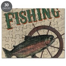 All Day Fishing Puzzle