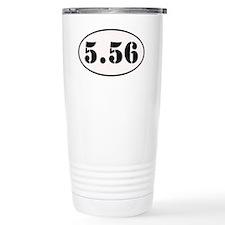 5.56 Shooter Decal Travel Mug