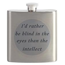 Kinds of Blindness Flask