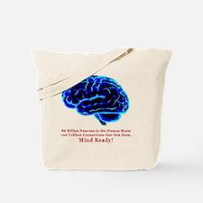 Mind Ready Tote Bag
