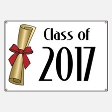 Class of 2017 Diploma Banner