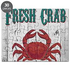 Fresh Crab Puzzle