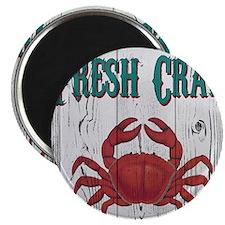 Fresh Crab Magnet