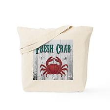 Fresh Crab Tote Bag