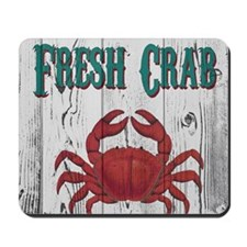 Fresh Crab Mousepad
