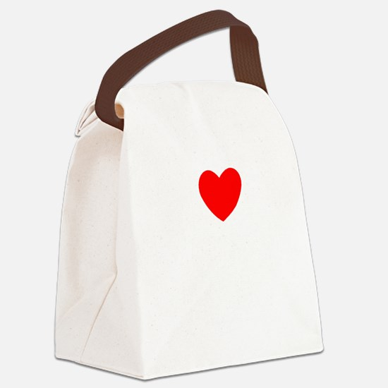 Breast Milk Canvas Lunch Bag
