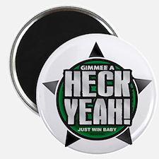 HECK YEAH! ALL STAR LOGO Magnet