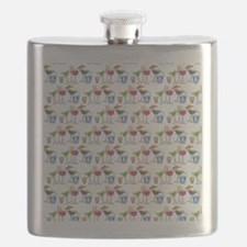 PARTY GLASSES Flask