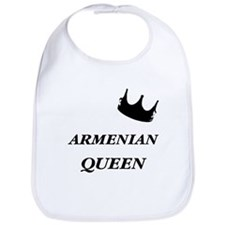 Armenian Queen Bib