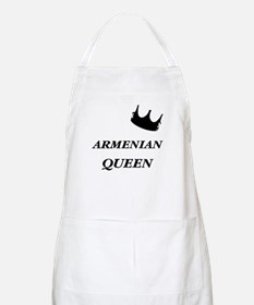 Armenian Queen BBQ Apron