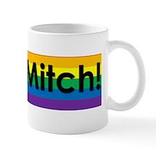 Ditch Mitch Rainbow Mug