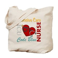 ICU Nurse Tote Bag