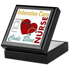 ICU Nurse Keepsake Box