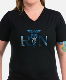 RN Nurse Caduceus Shirt
