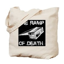 Ramp of Death INVERST Tote Bag