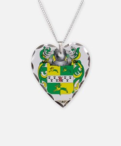 Hargrove Coat of Arms (Family Necklace