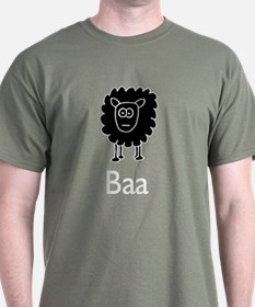 The Sheep made for dark shirt T-Shirt