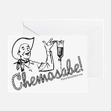 Chemosabe! Greeting Card