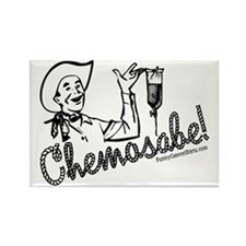 Chemosabe! Rectangle Magnet