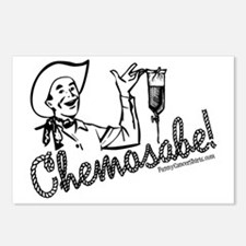 Chemosabe! Postcards (Package of 8)