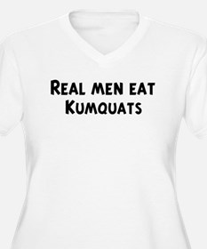 Men eat Kumquats T-Shirt