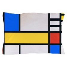 MONDRIAN 1 Pillow Case