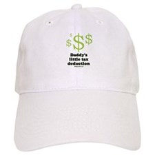 Daddy's little tax deduction / Baby Humor Baseball Cap