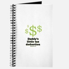 Daddy's little tax deduction / Baby Humor Journal