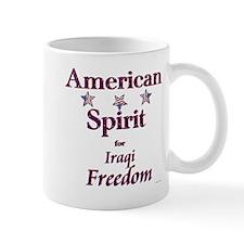 American Spirit/Iraqi Freedom Mug