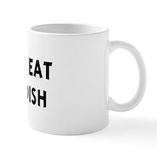 Men eat Horseradish Mug