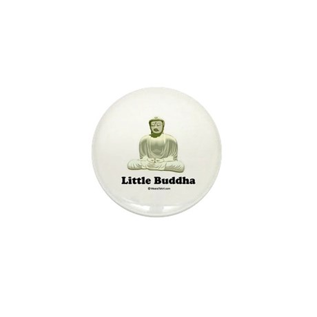 Little Buddha / Baby Humor Mini Button