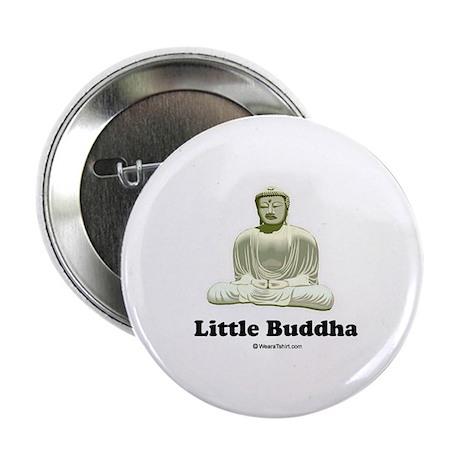 Little Buddha / Baby Humor Button