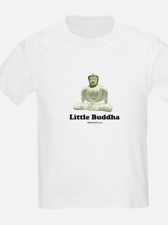 Little Buddha / Baby Humor T-Shirt