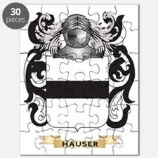 Hauser-2 Coat of Arms (Family Crest) Puzzle