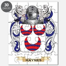 Haynes Coat of Arms (Family Crest) Puzzle
