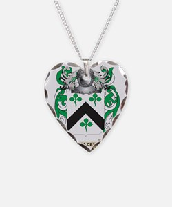Hazel Coat of Arms (Family Cr Necklace