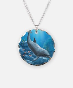 The World Of The Dolphin Necklace