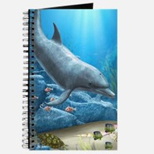 The World Of The Dolphin Journal