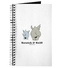 Scratch & Sniff Journal