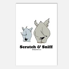 Scratch & Sniff Postcards (Package of 8)
