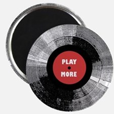 Play More - Magnet