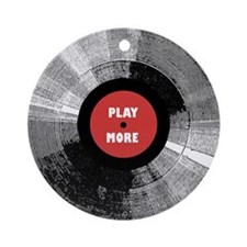 Play More - Ornament