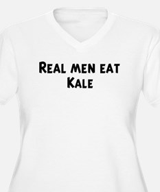 Men eat Kale T-Shirt