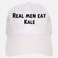 Men eat Kale Baseball Baseball Cap